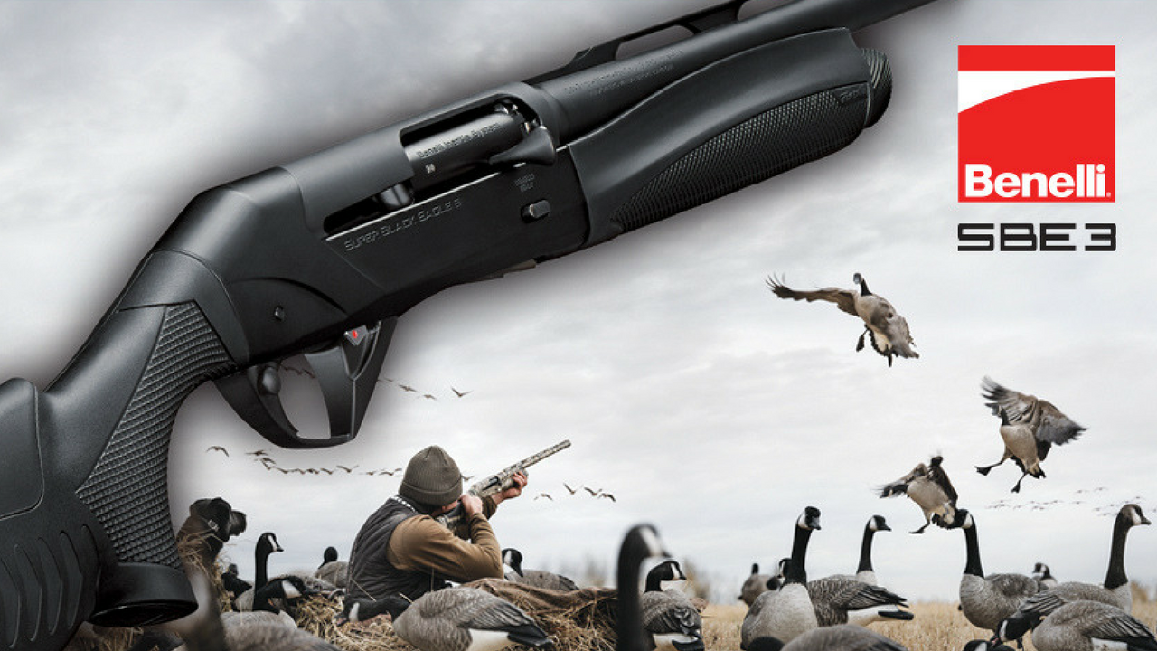 Benelli Super Black Eagle 3