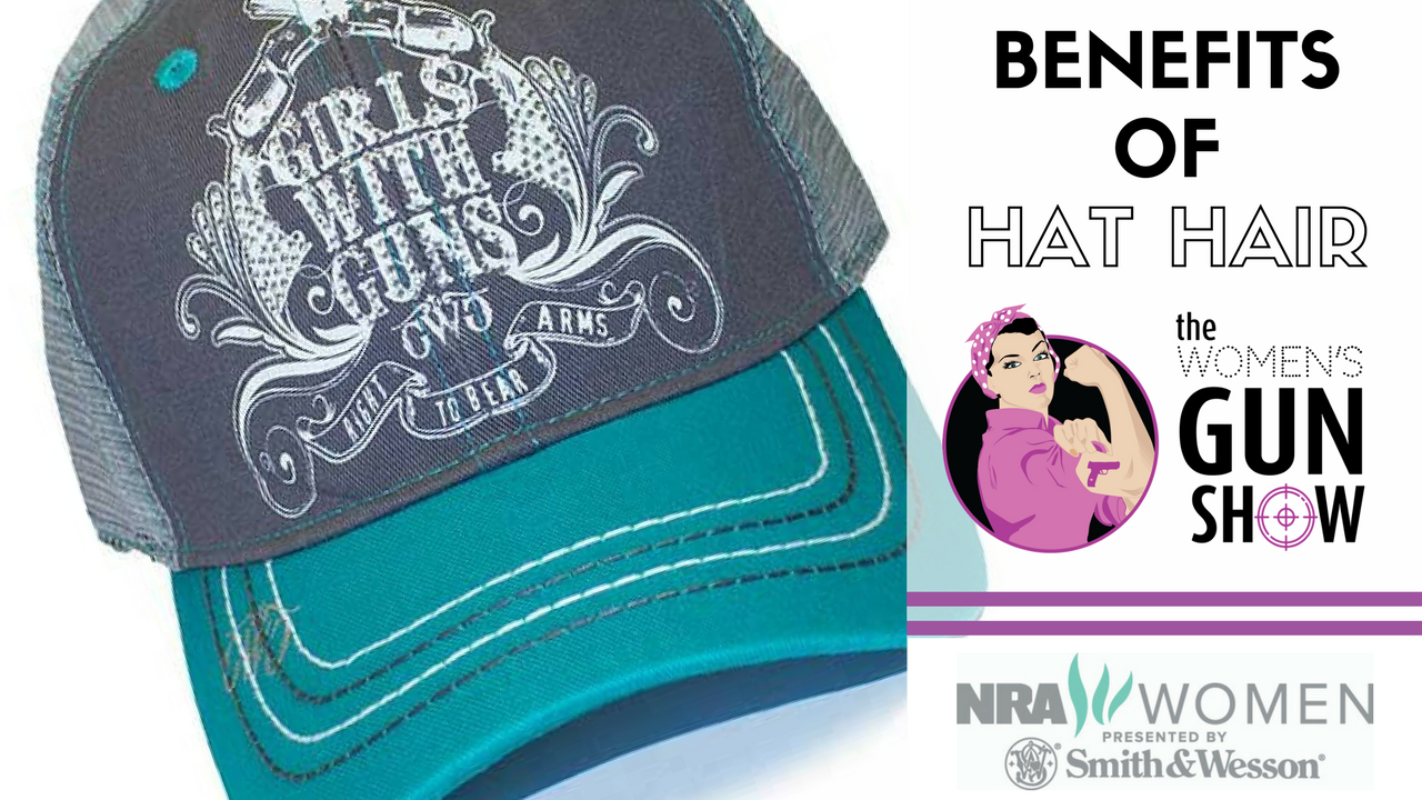 Julie Golob Shooting Tip: Wear A Hat