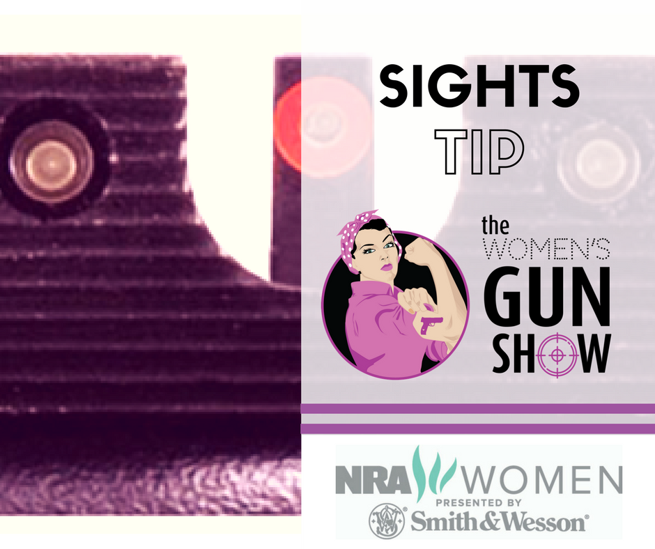 Women's Gun Show Sight Tip with Julie Golob