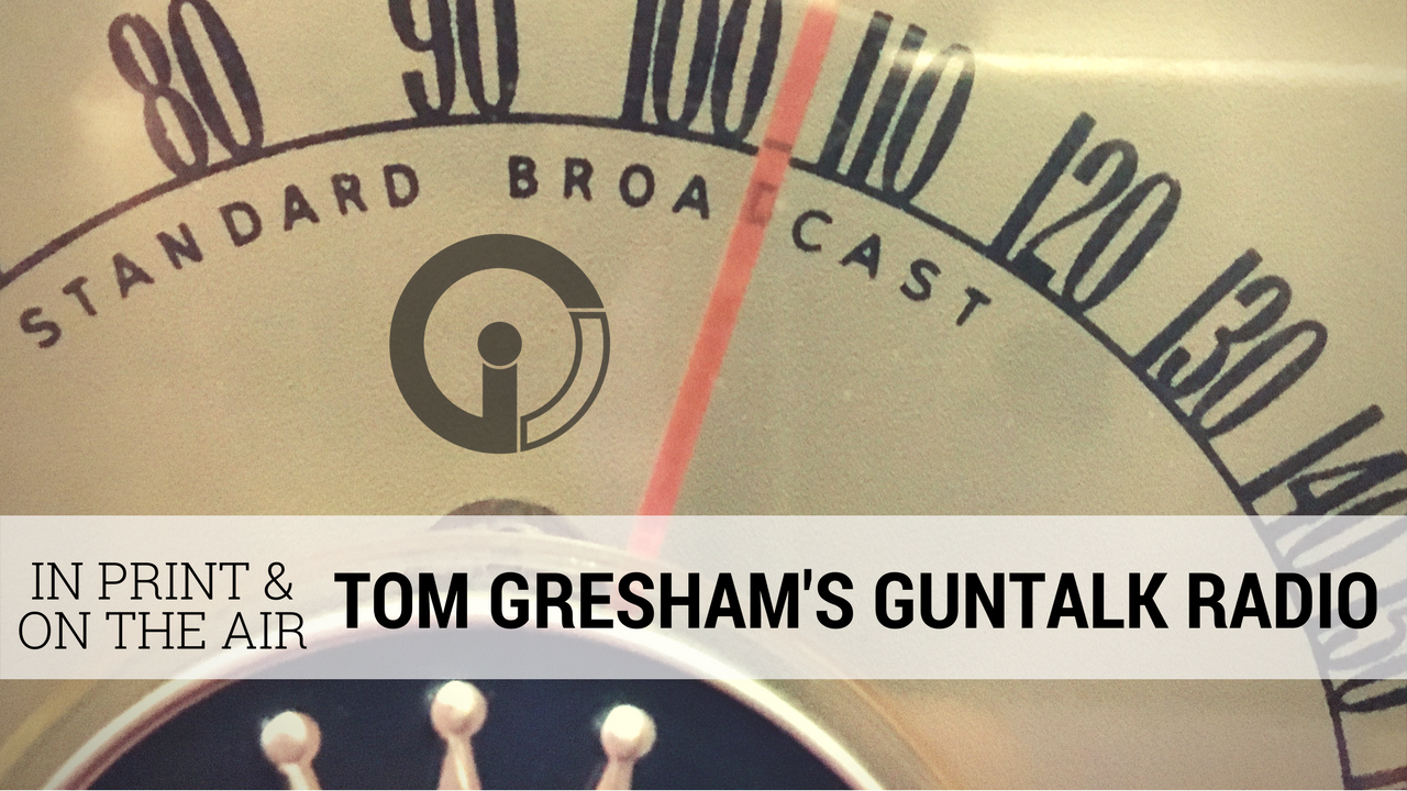 Julie Golob talks shooting sports with Tom Gresham on GunTalk Radio