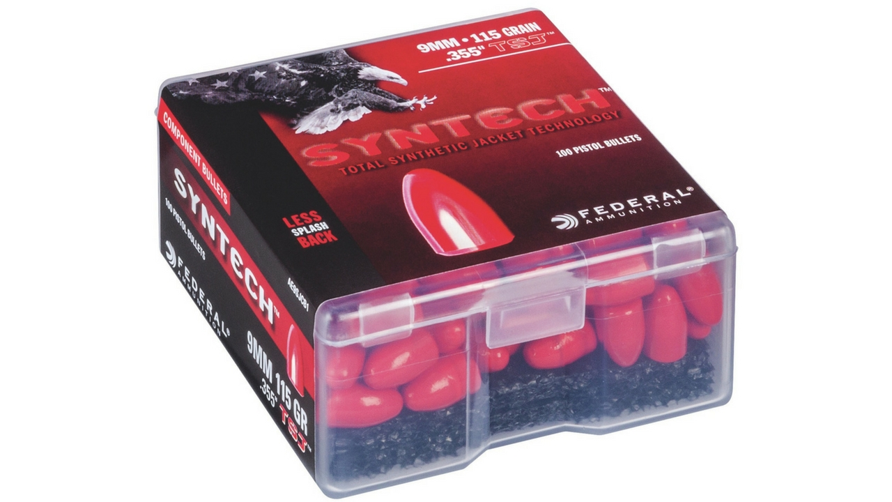 Federal Premium Syntech Component Bullets