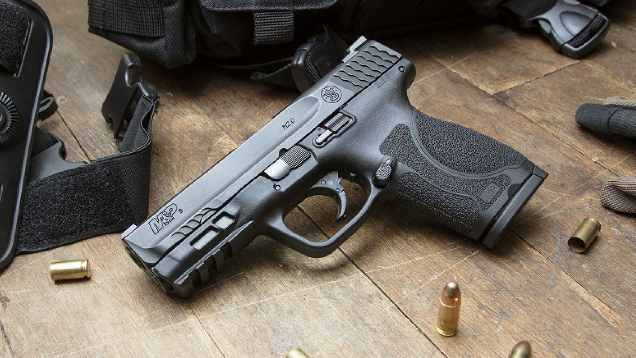 Smith Wesson M&P M.2.0 Compact Is HERE!