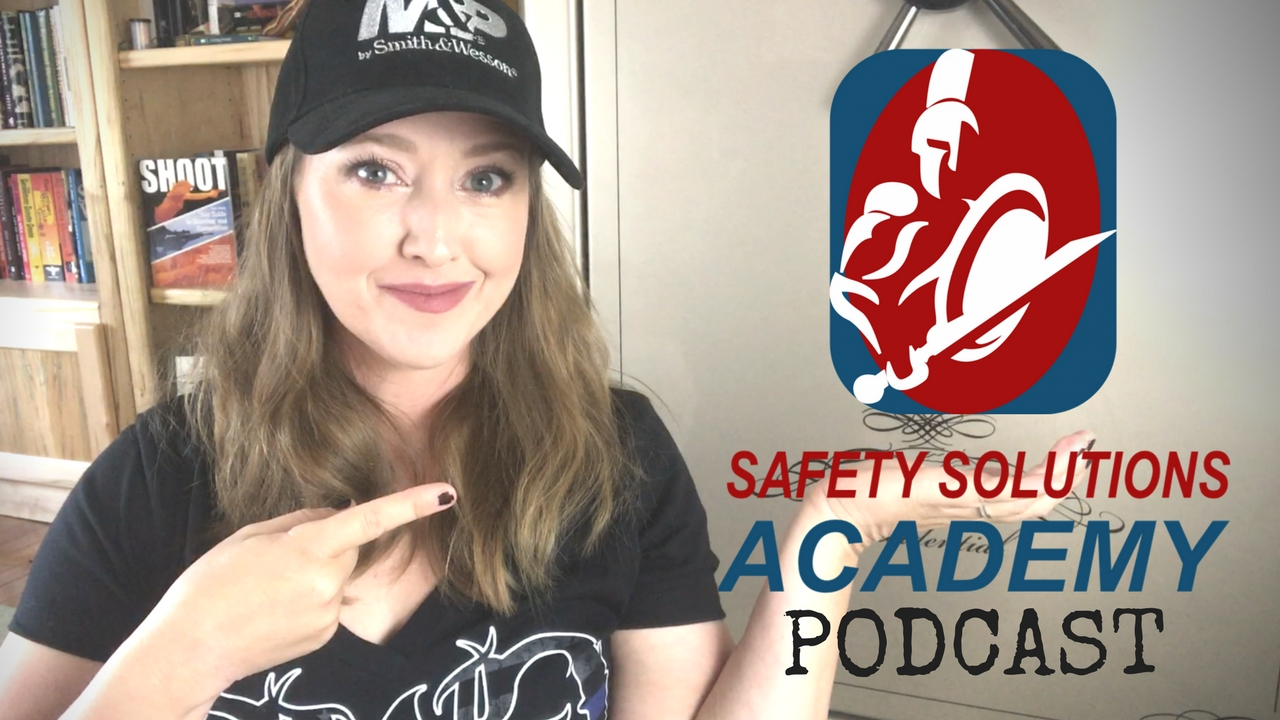 Julie Golob on Safety Solutions Academy Podcast