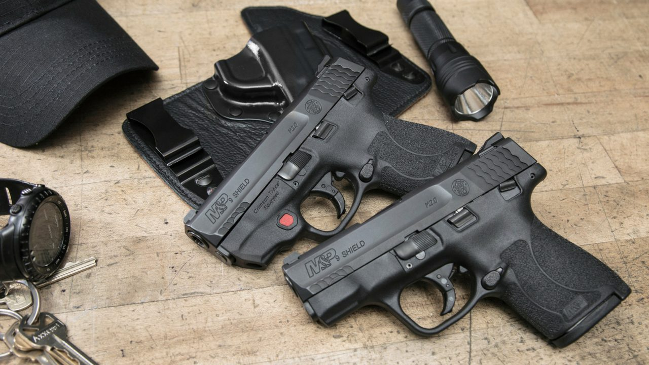 Smith & Wesson M&P Shield M2.0