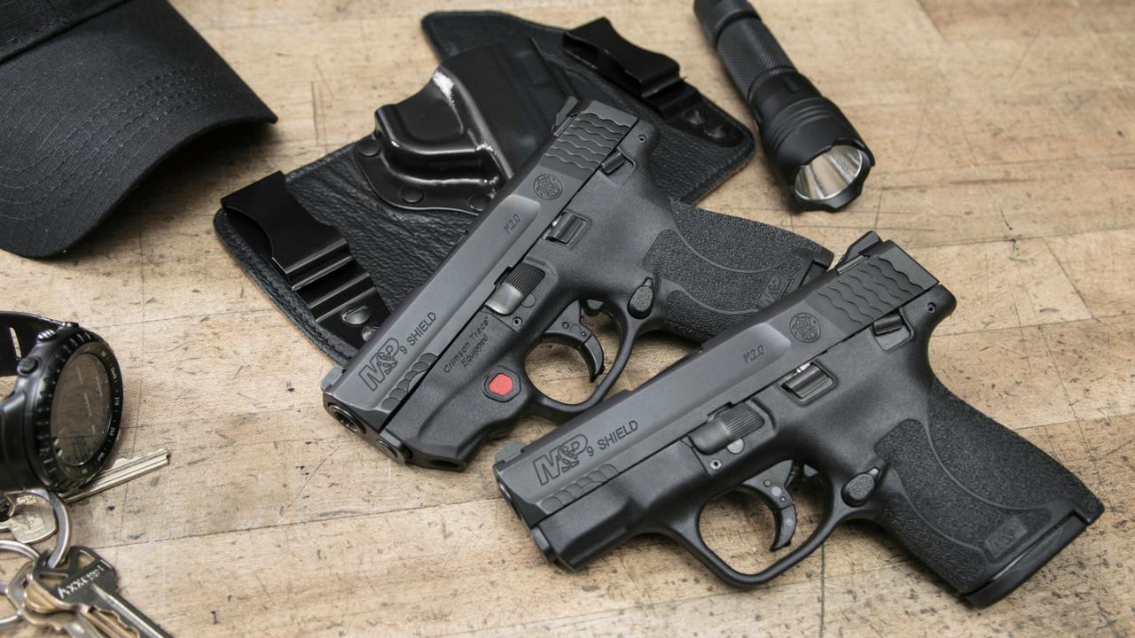 Smith & Wesson M&P Shield M2.0