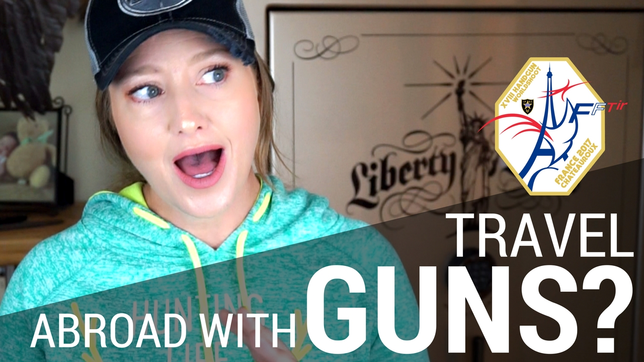 Traveling with Guns over season - Tips with Julie Golob