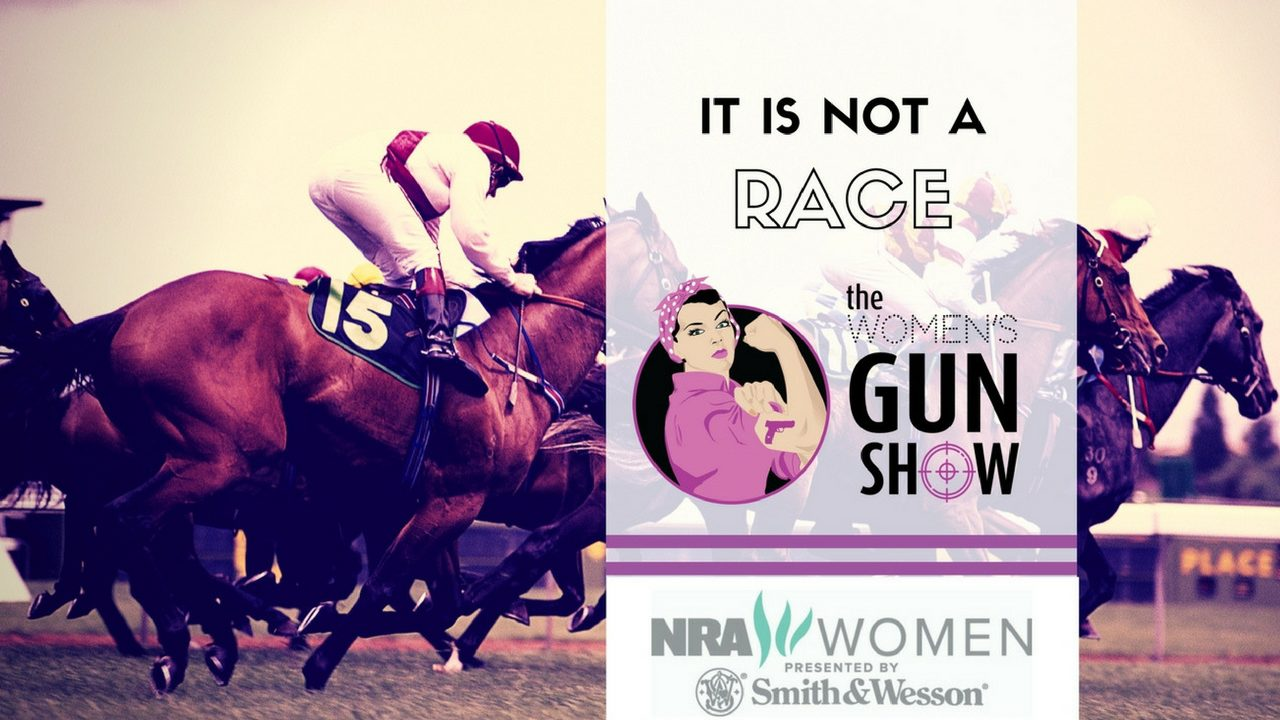 Womens Gun Show Not A Race Julie Golob