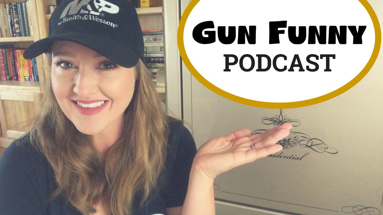 Julie Golob on Gun Funny Podcast
