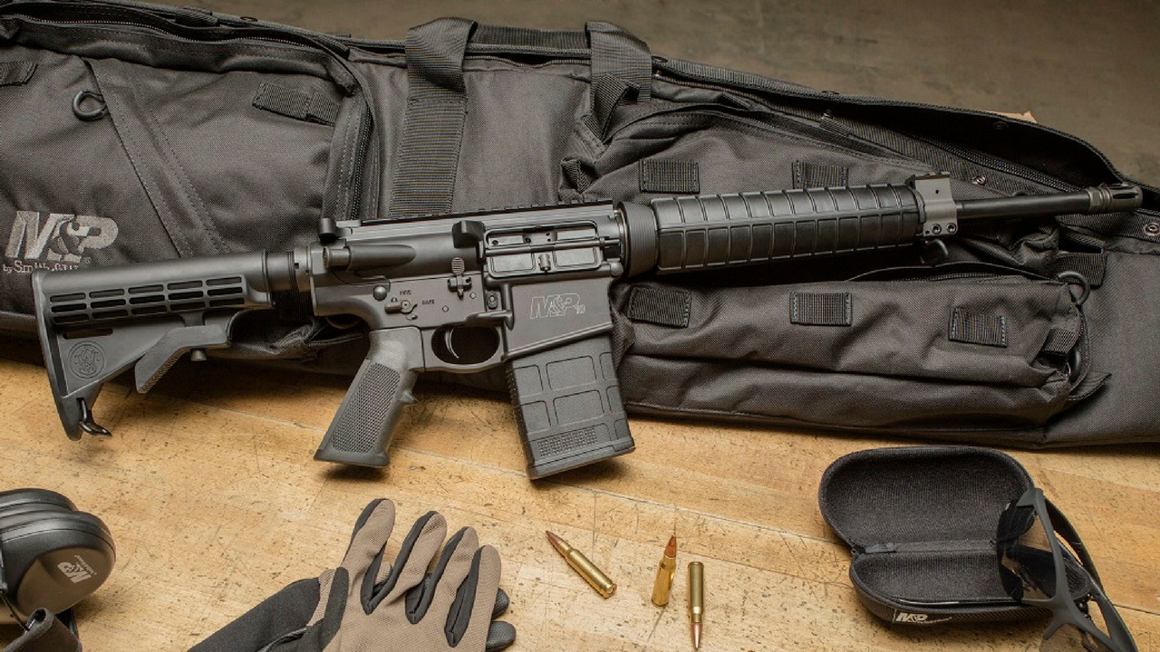 Smith & Wesson M&P 10 Sport