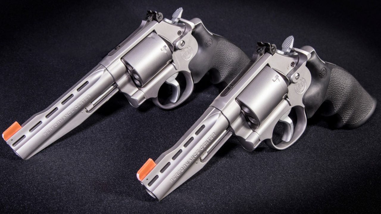 Smith & Wesson Model 686 & 686 Plus Performance Center