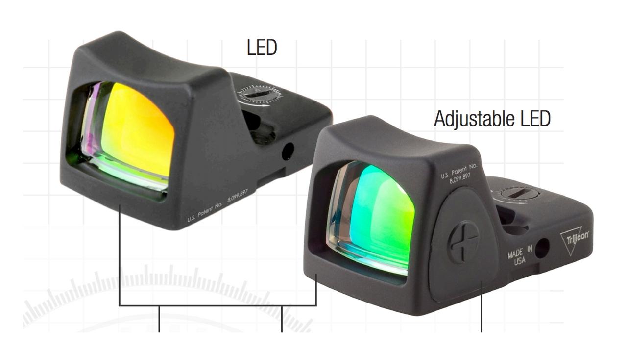 Trijicon RMR Type 2 Optic