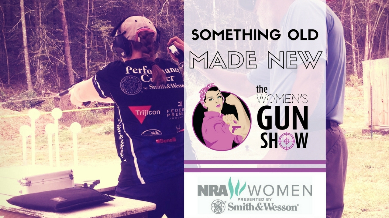 Womens Gun Show Something Old Made New Julie Golob