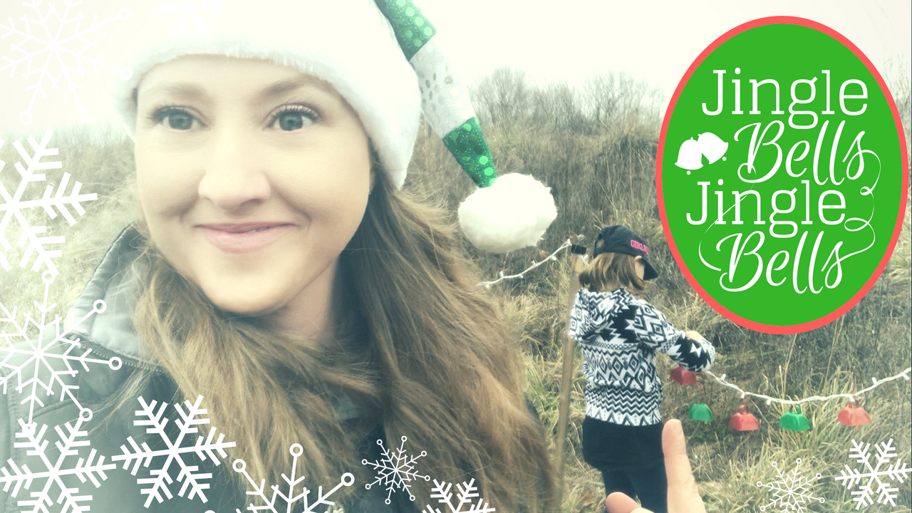 Sleigh bells ringing and cowbells dinging for some jingle bell fun on the range with Julie Golob