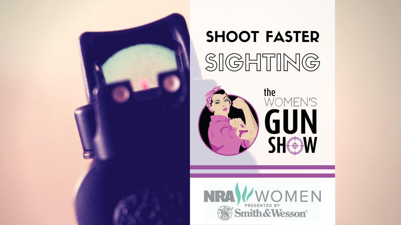 WGS Shoot Faster Sighting Julie Golob