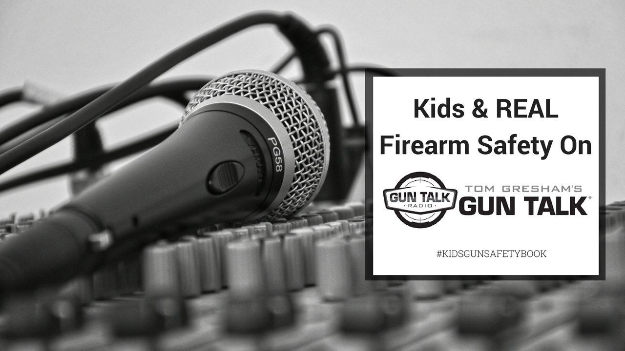 Julie Golob Talks Firearm Safety and Her New Children's Book GunTalk Radio