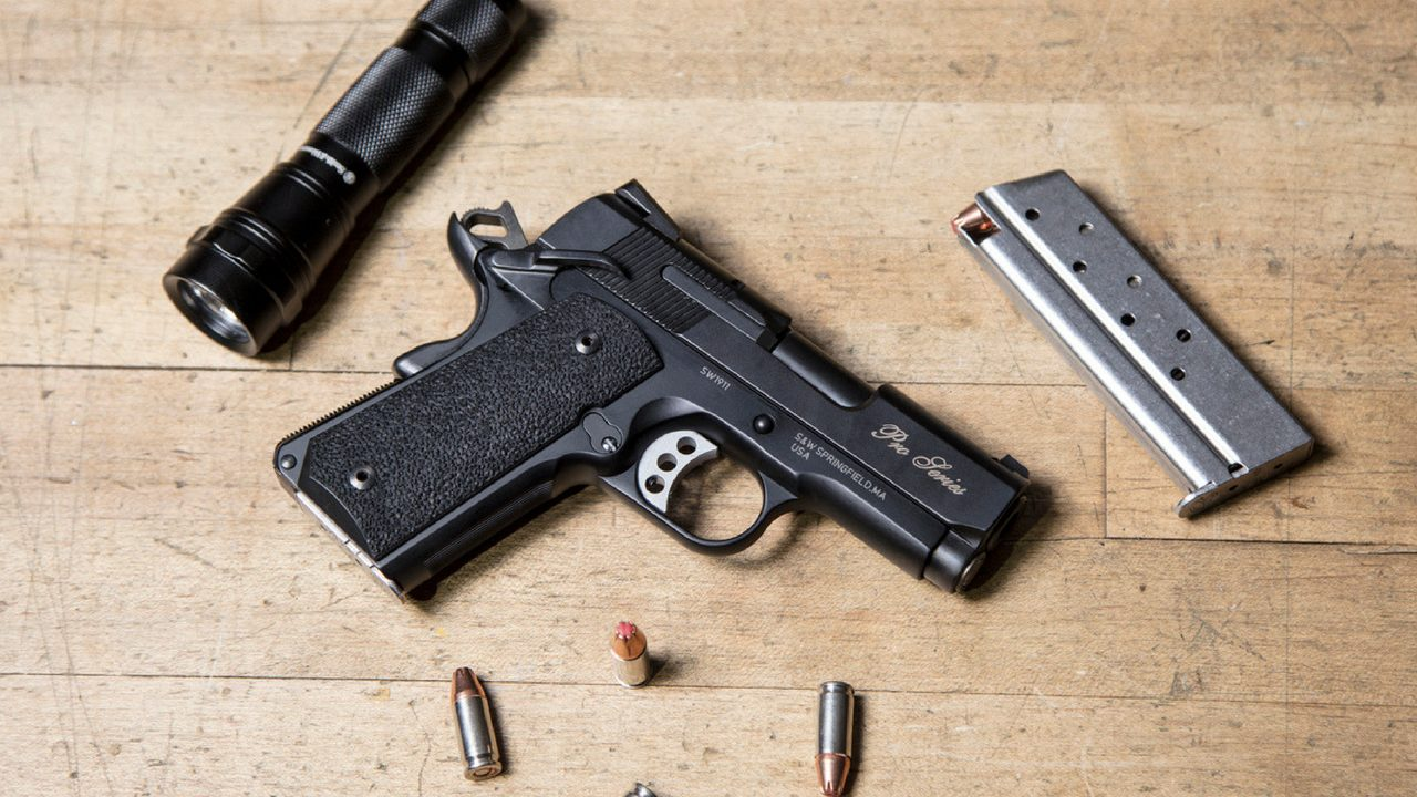 Smith Wesson SW1911 Pro Series