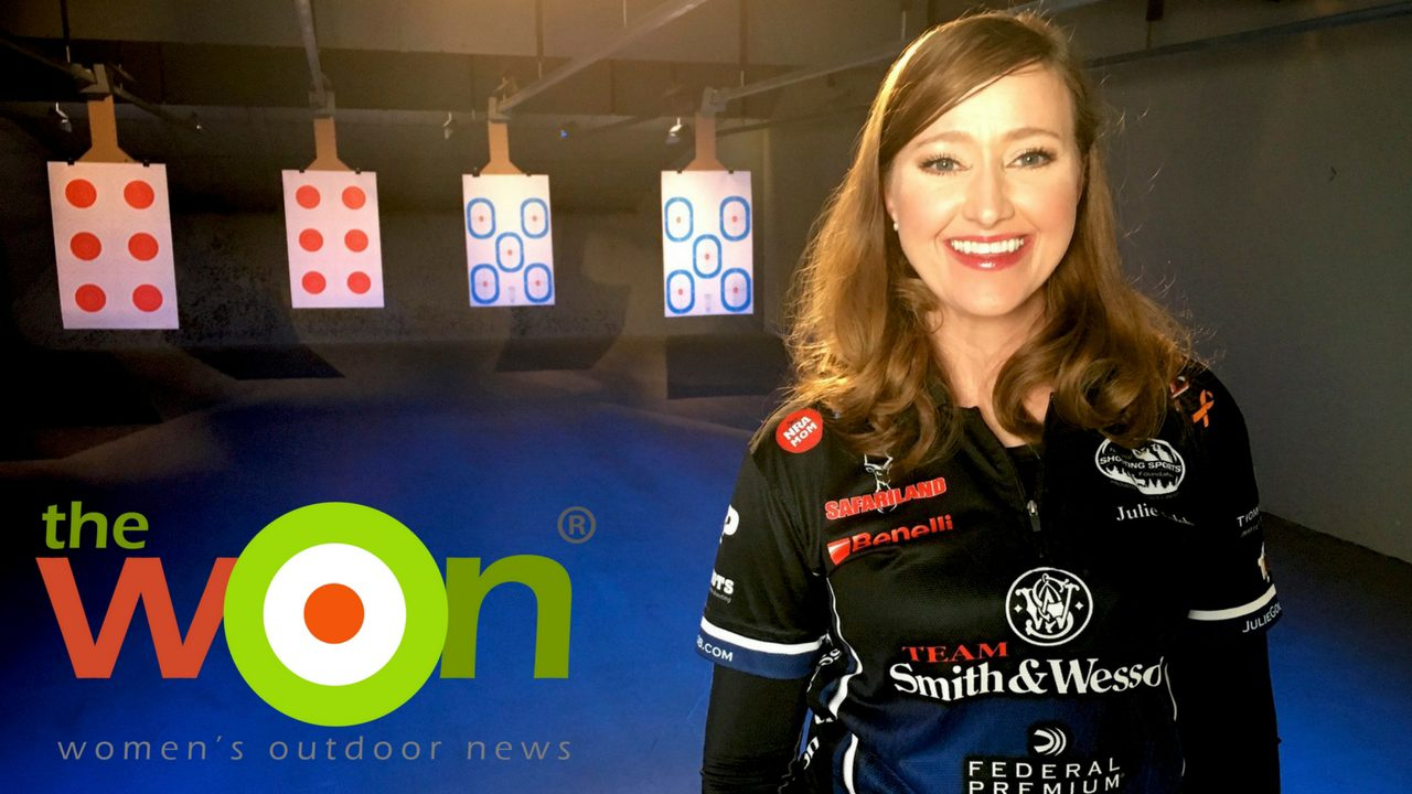 Julie Golob Featured On Women's Outdoor News