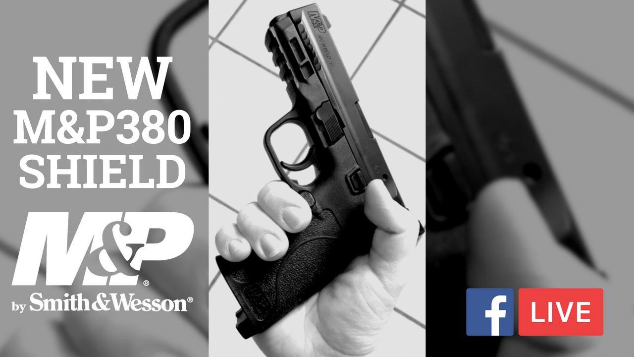NEW M&P Shield 380 Smith & Wesson M&P380
