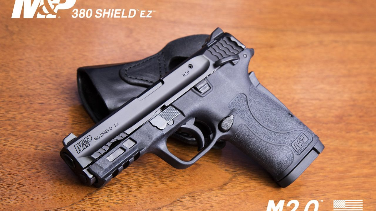 Smith & Wesson NEW M&P 2.0 in 380