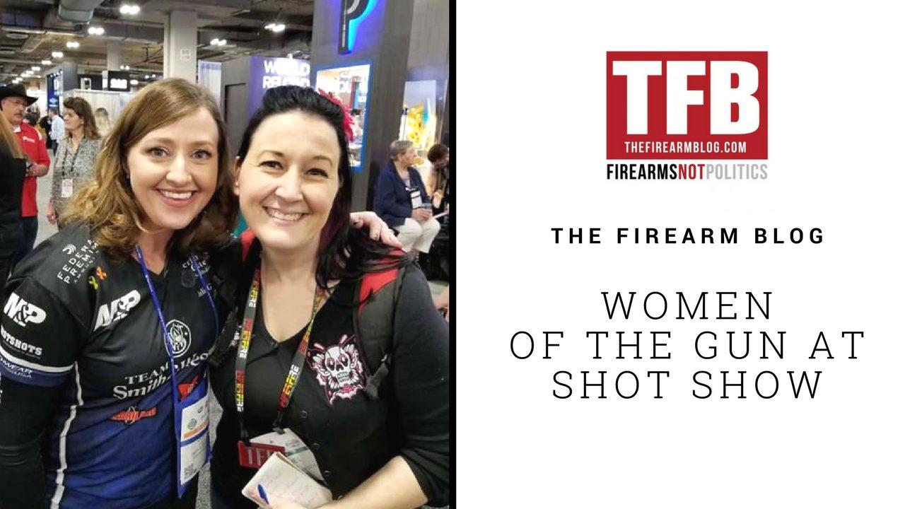 Women of SHOT Show - Julie Golob & The Firearm Blog